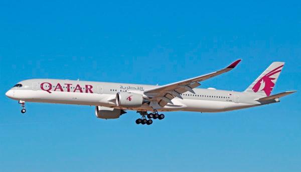como é voar na Qsuite da Qatar Airways