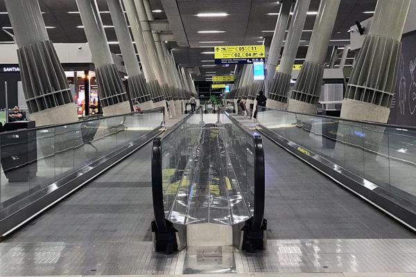 Aeroporto de Santiago