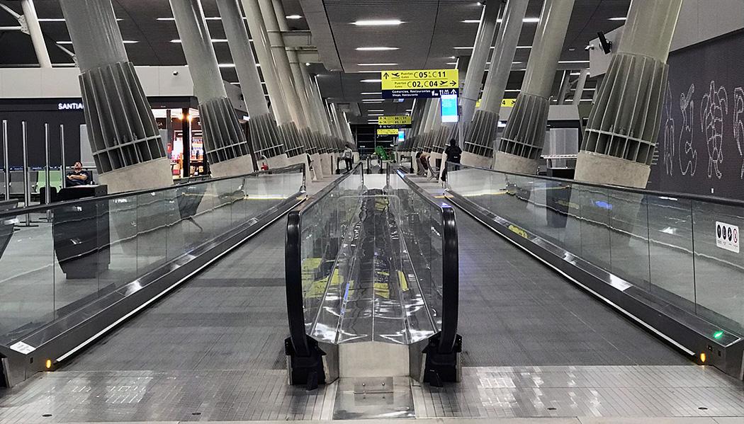 Aeroporto de Santiago Dicas de Santiago