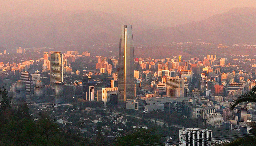 Transfer em Santiago