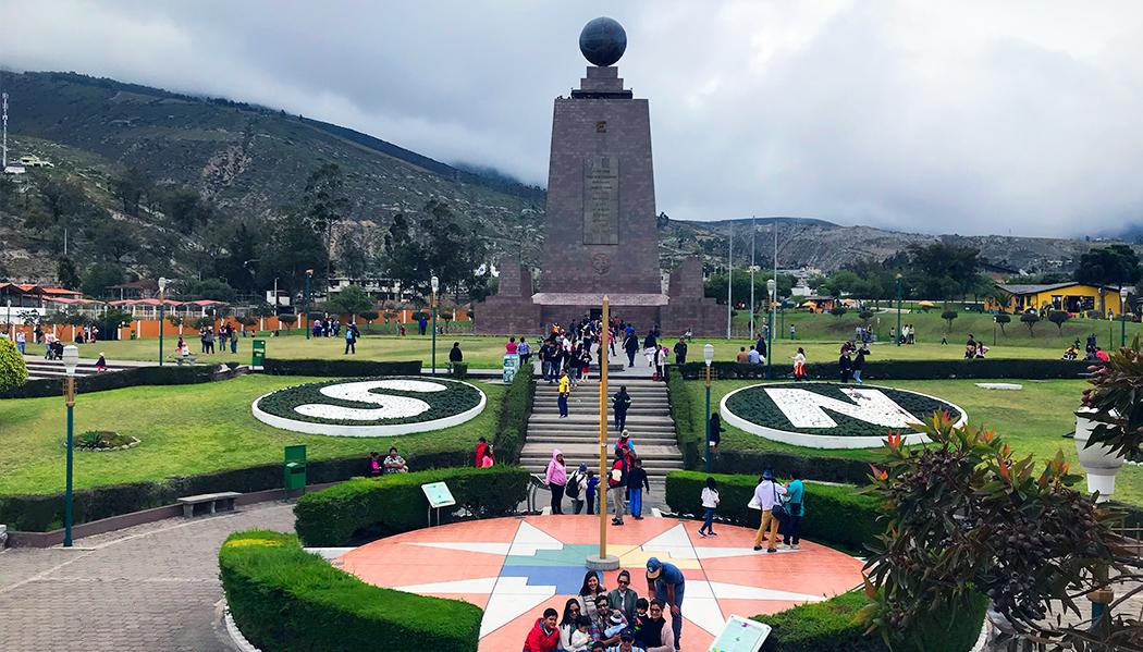 Linha do Equador O que fazer em Quito