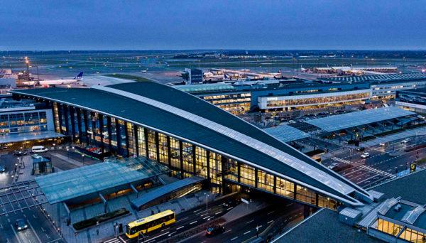 Como ir do aeroporto de Copenhagen