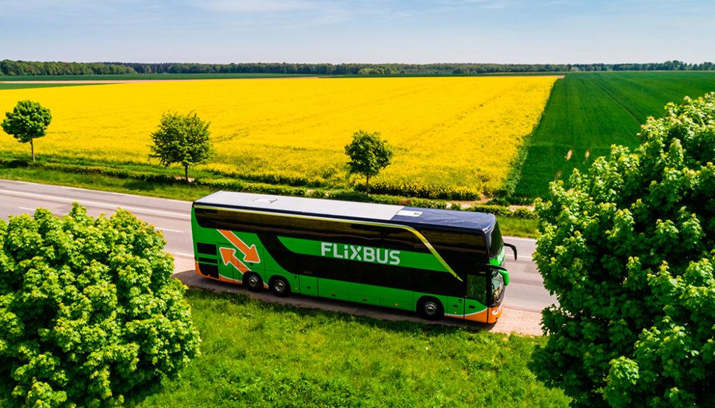 Flixbus Como ir de Varsóvia para Cracóvia