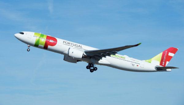 A330neo da Tap
