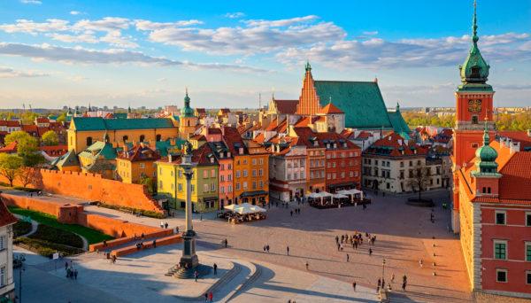Roteiro na Polônia