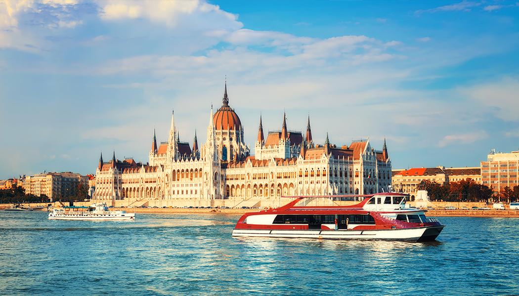 Praga, Viena e Budapeste
