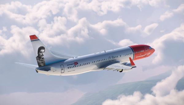 Como é voar com a Norwegian