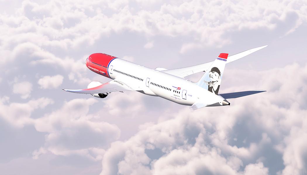 Vale a pena voar com a Norwegian