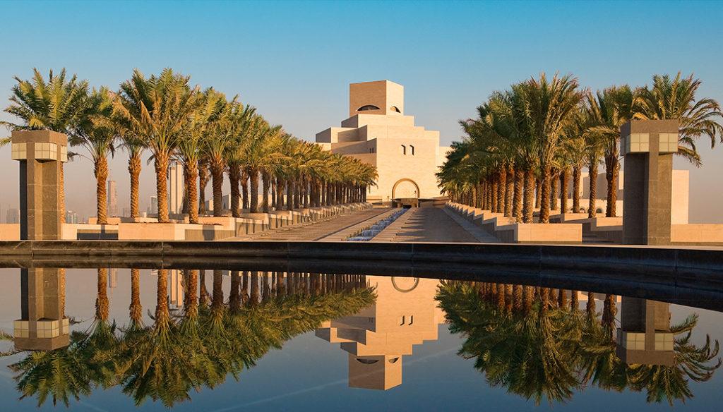 Museu de Arte Islâmica o que fazer em Doha