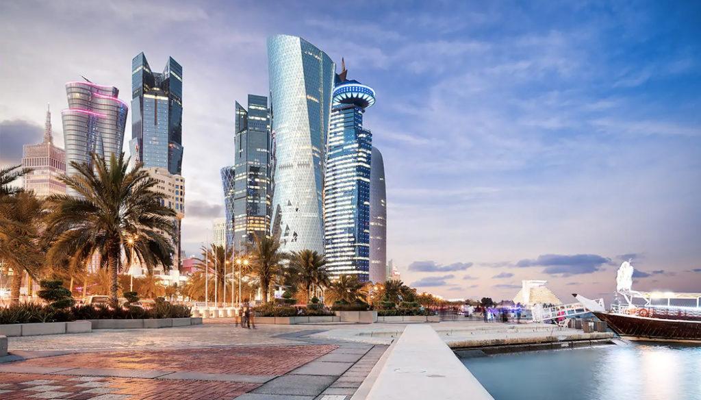 Corniche O que fazer em Doha