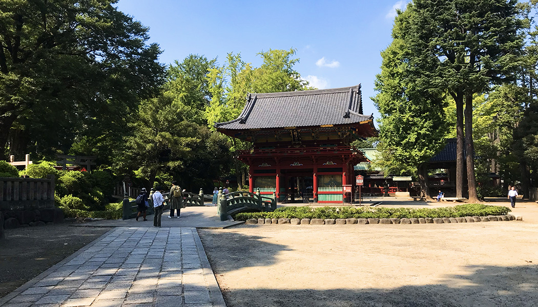Santuário Nezu