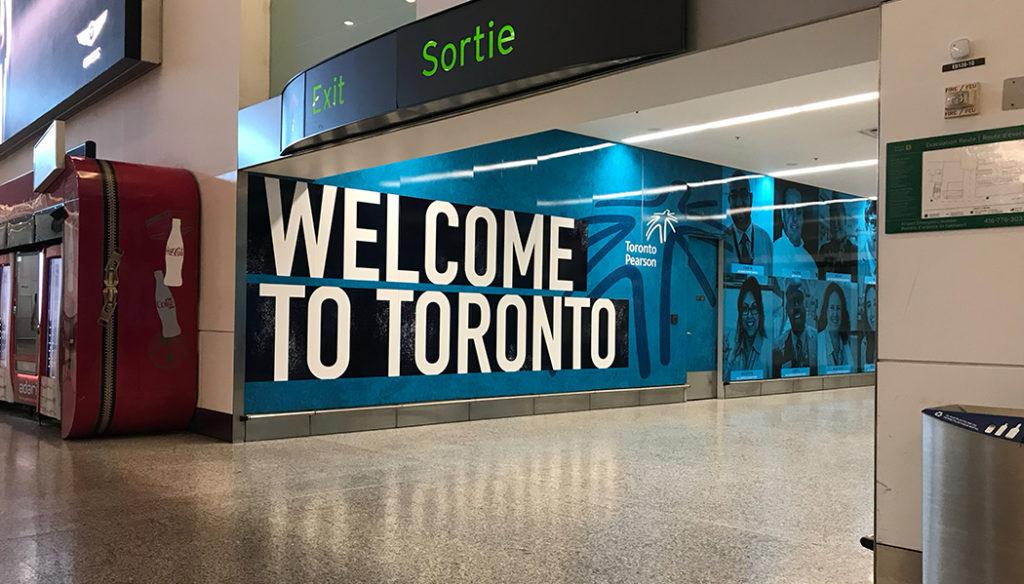 aeroporto de Toronto