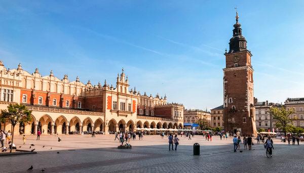 Como ir de Varsóvia para Cracóvia