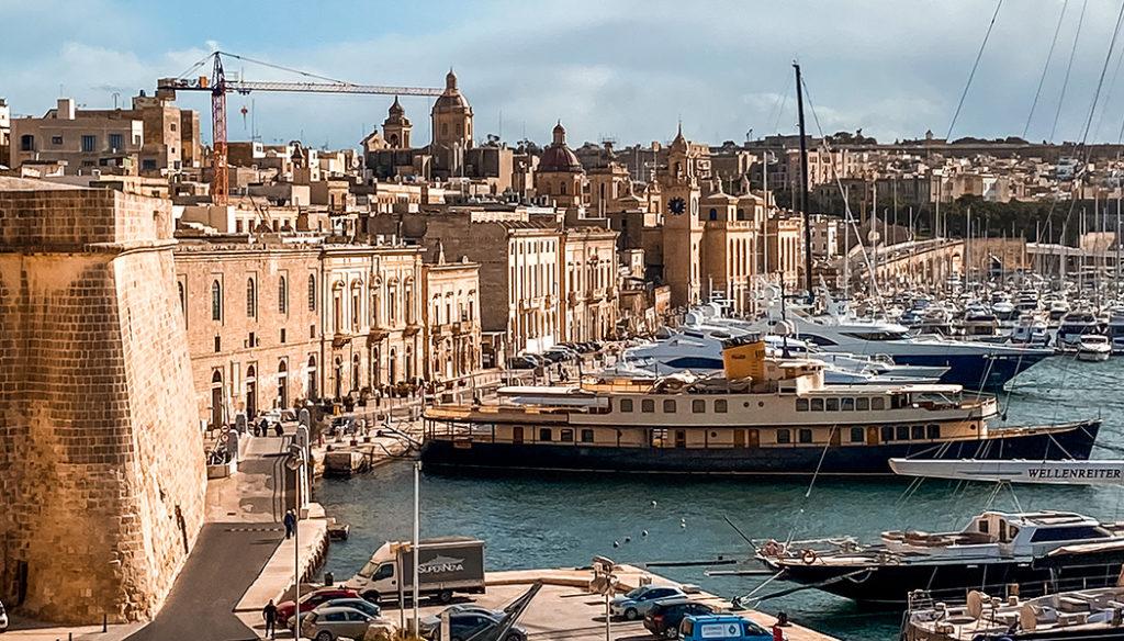 As três cidades de Malta