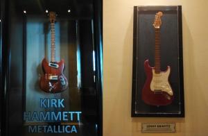 Metallica e Lenny Kravitz
