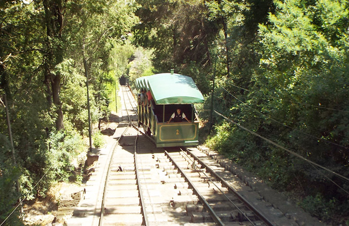 Funicular de Santiago