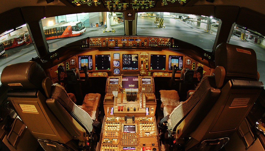 hacker assumir os controles de um avião