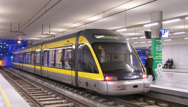 Como usar o metro do Porto
