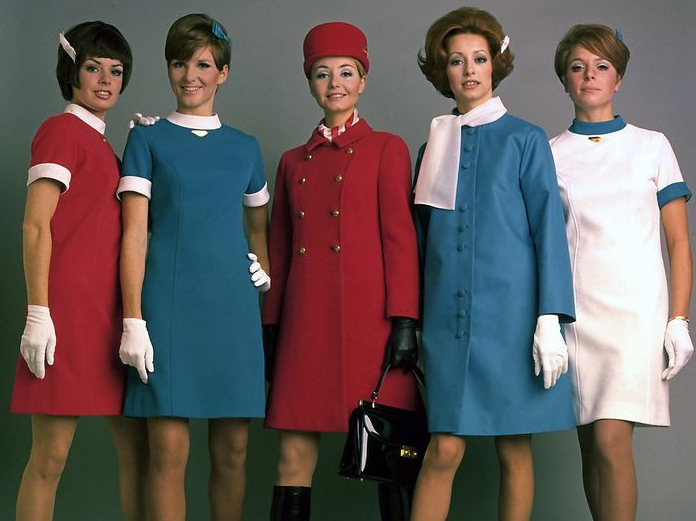 Air Canada, anos 60