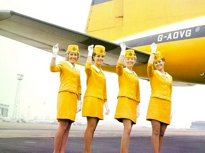 Monarch Airlines, anos 60
