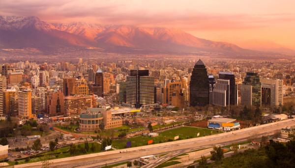tudo sobre santiago do chile o que fazer em Santiago