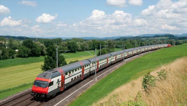 como viajar de trem pela europa