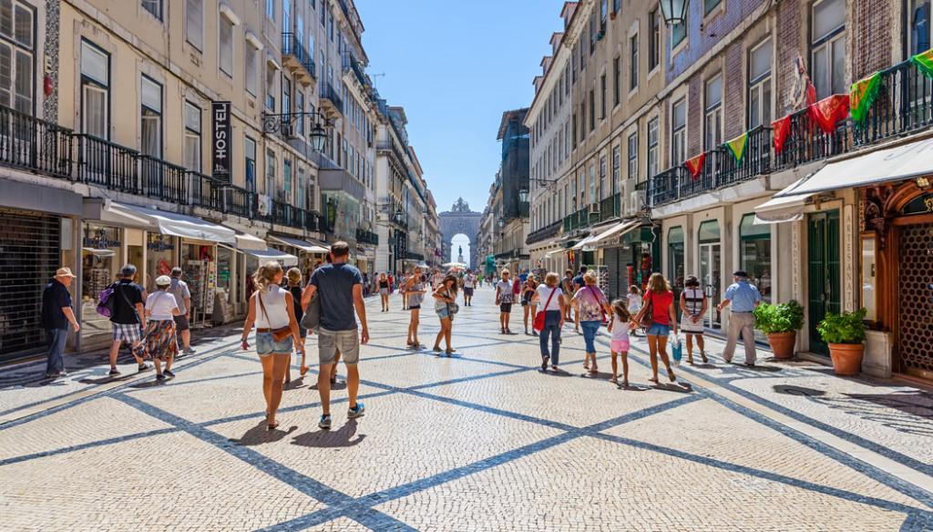 compras em Lisboa