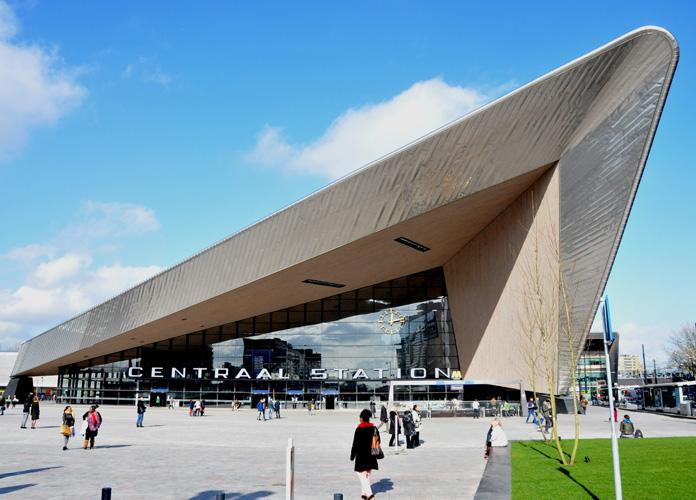 Estação Central de Rotterdam