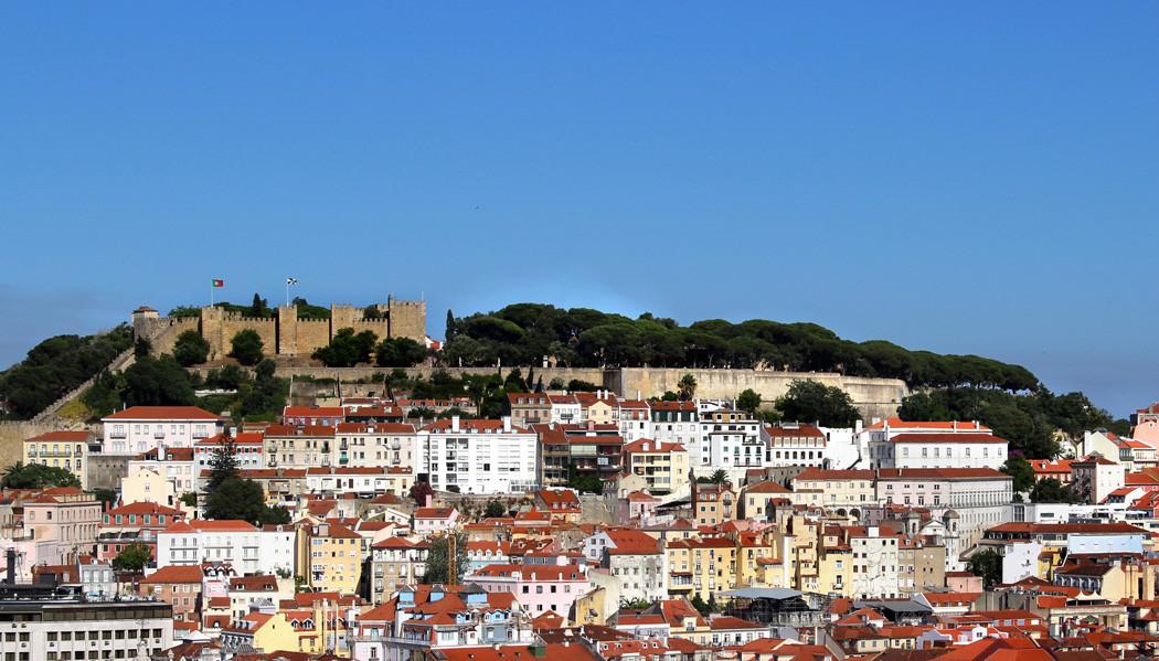 Lisboa e Castelo de São Jorge