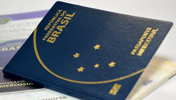 novo passaporte