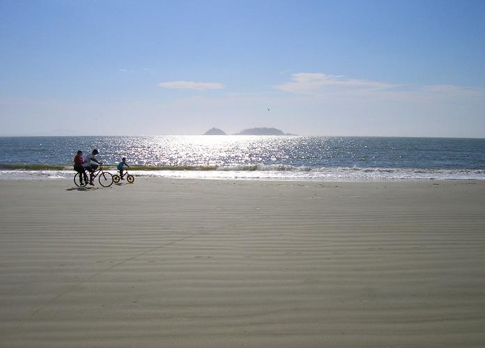 Praias e mais praias