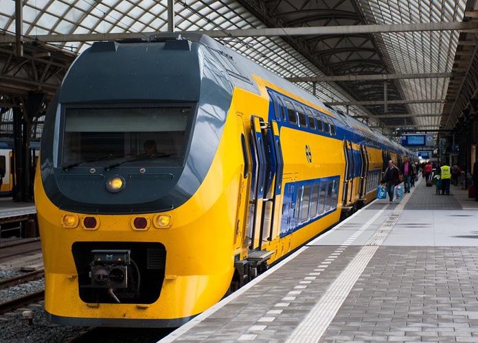Os trens da Intercity