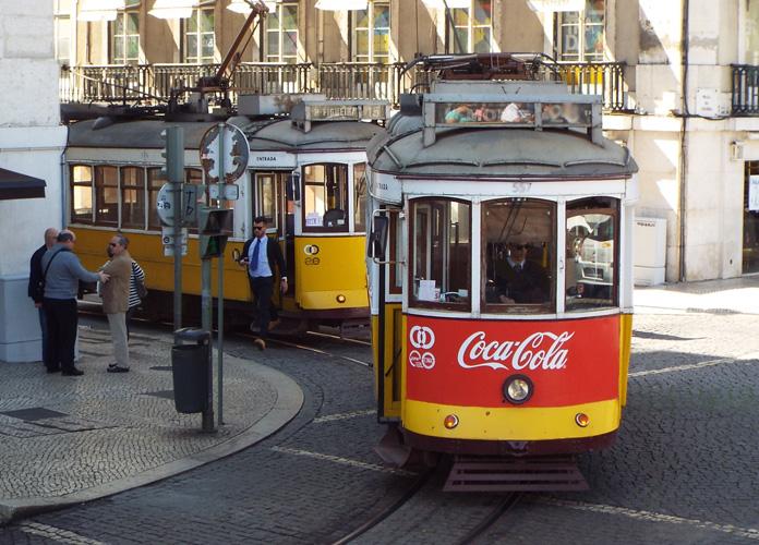 Os Electricos de Lisboa