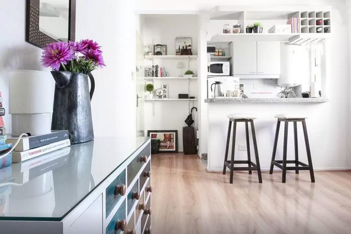 Home sweet home... ou quase isso (Créditos: Airbnb)