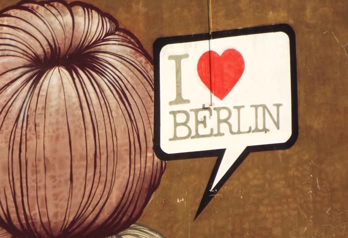 E se apaixonar por Berlim