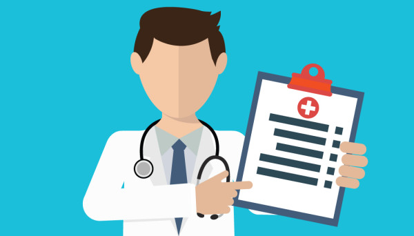 médico pré-viagem