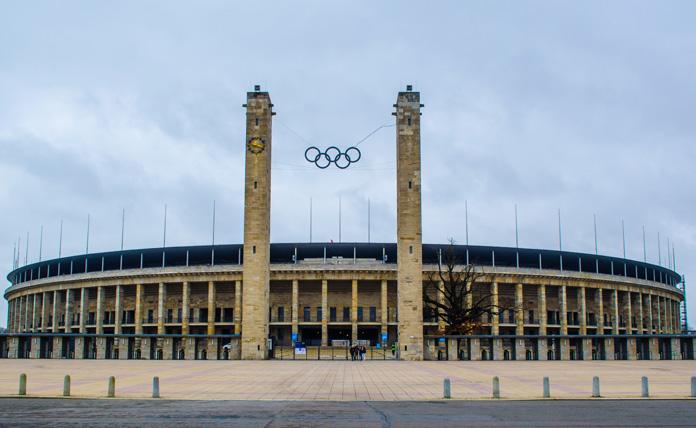 Roteiro de Berlim da Segunda Guerra: Estádio Olímpico