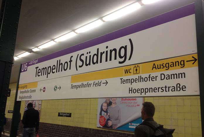 Estação Tempelhof