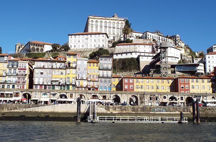 Cruzeiro pelo Rio Douro