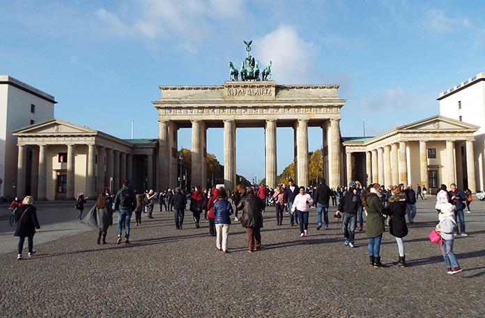 Aqui já era Berlim Oriental