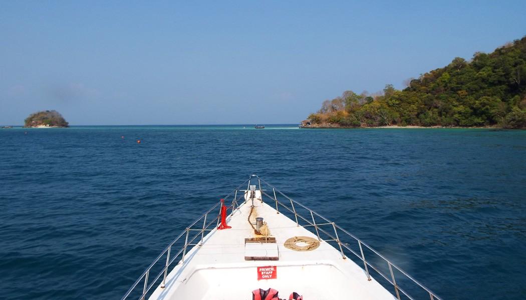 De Krabi Town para Phi Phi Island
