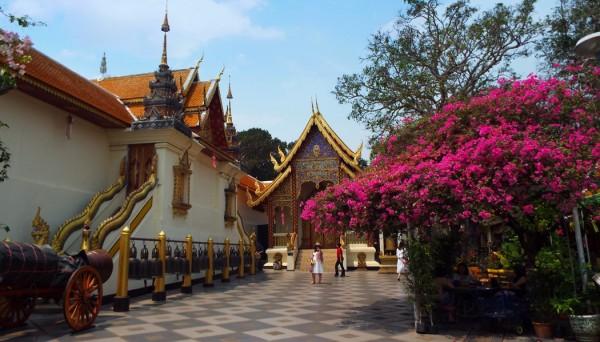 Doi Suthep O que fazer em Chiang Mai