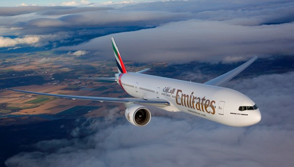 Como é voar na Emirates