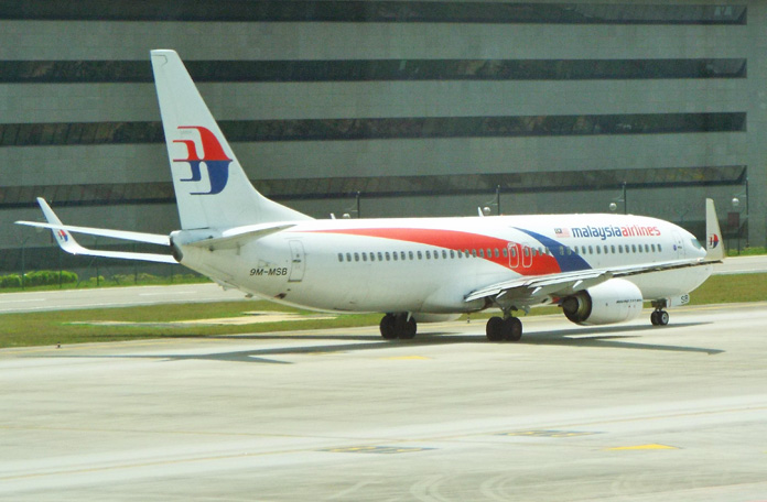 Boeing 737-800 da Malaysia