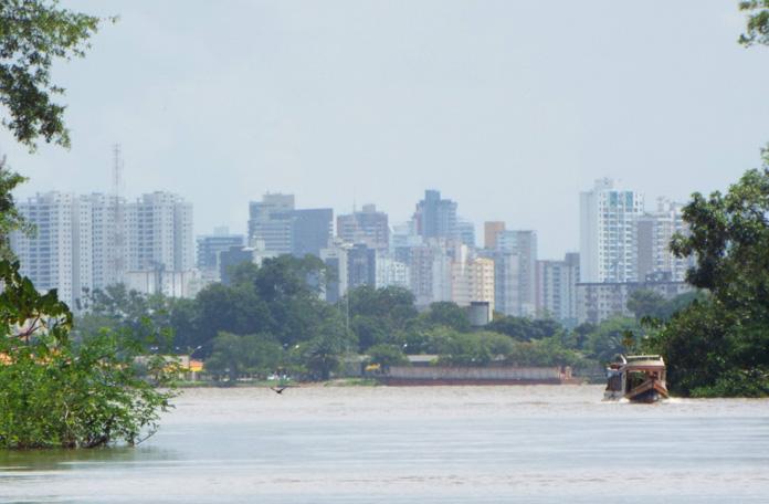 Passeios fluviais em Belém: Furos do Benedito