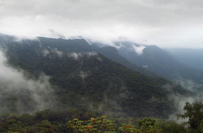 Vista do Viaduto do Carvalho