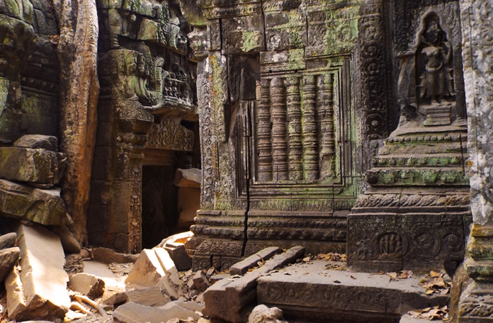 Templo de Tomb Raider