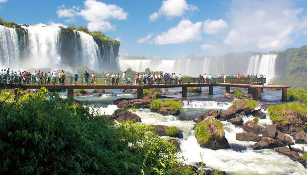 O que fazer em Foz do Iguaçu: lugares na América do Sul