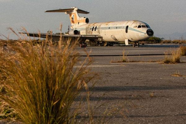 aeroportos abandonados