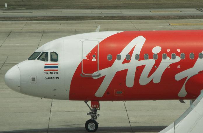 Braço tailandês da Air Asia